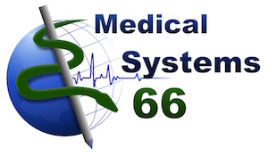 Logo e la société Medical Systems 66